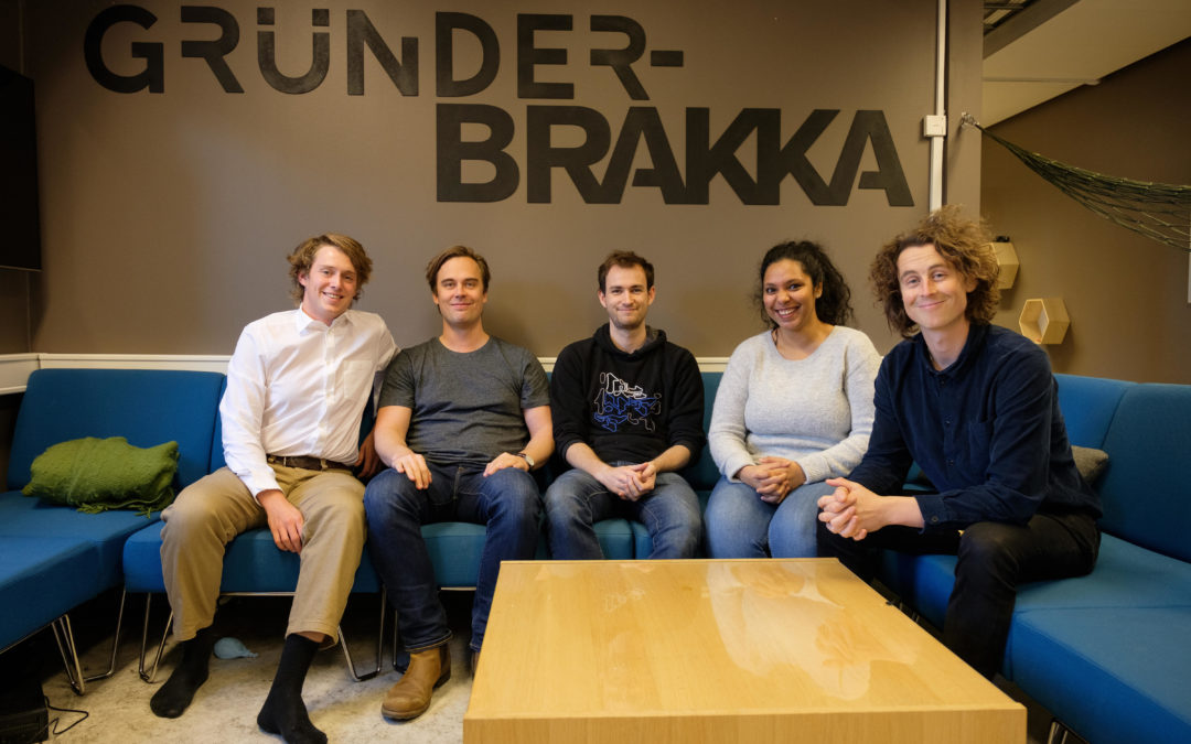 Månedens startup: Goalkeeper // Stready