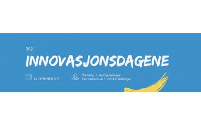 Innovasjonsdagene 2021