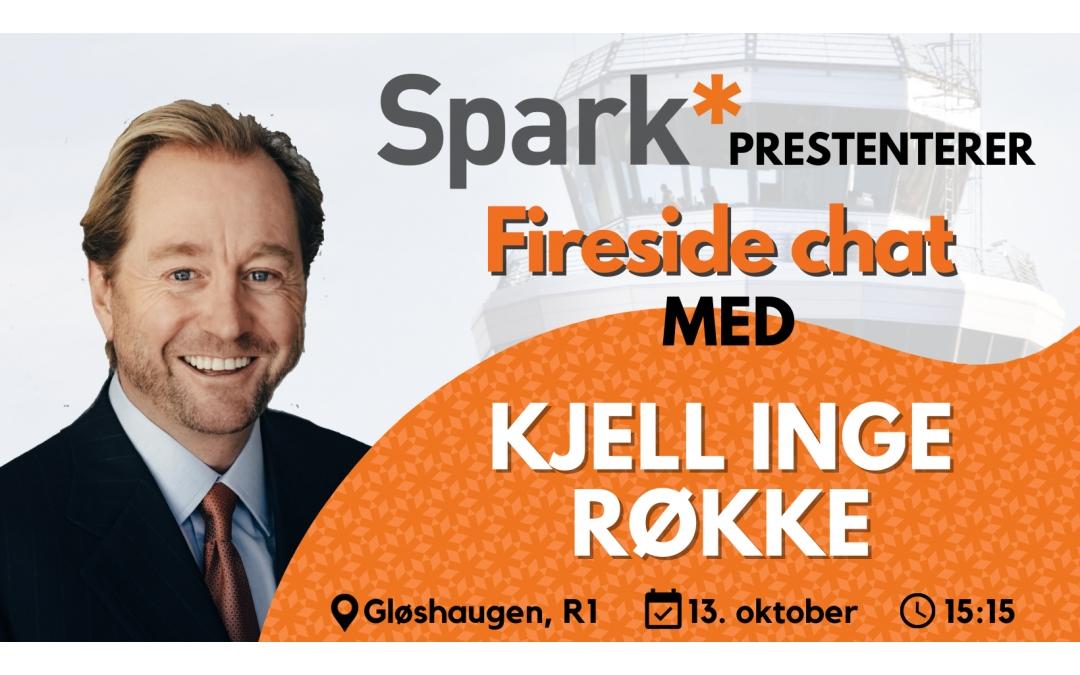 Kjell Inge Røkke til NTNU: Høstens store innovasjonshappening